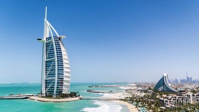 Potret Kemegahan Burj Al Arab, Hotel di Dubai dengan Fasilitas yang Super Mewah