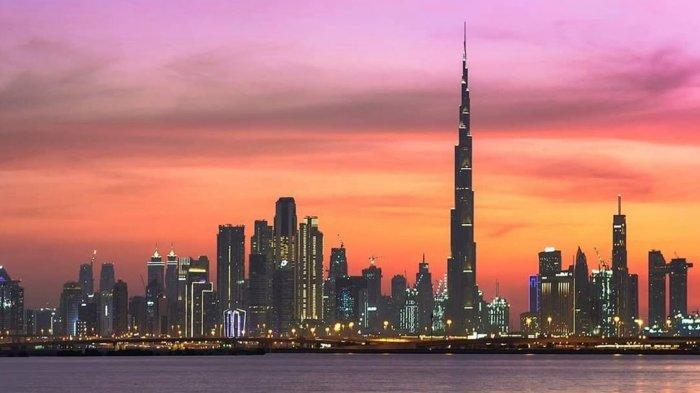 Ini Fakta Unik Burj Khalifa di Dubai, Gedung Pencakar Langit dengan Ketinggian 828 Meter