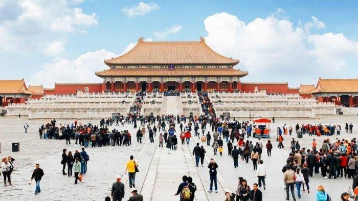 5 Tiket Murah Liburan Tahun Baru Imlek 2020 ke Beijing, Harga Mulai Rp 3,1 Juta