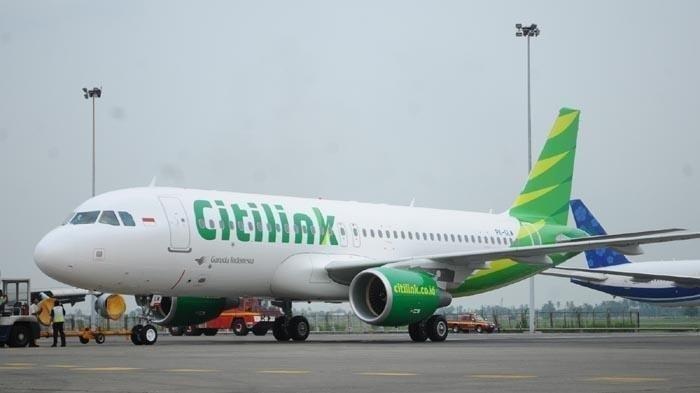 Citilink Turunkan Harga Tiket Pesawat untuk 13 Daerah