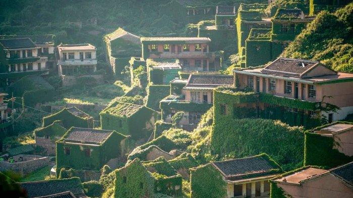 Ini 7 Tempat Terbengkalai di Dunia, Ada Gunkanjima di Jepang hingga Desa Nelayan Houtouwan di China