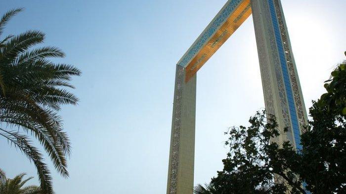 Sarapan di Dubai Frame, Seperti Apa Sih Rasanya?