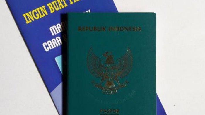 Begini Cara Mengganti Paspor yang Hilang