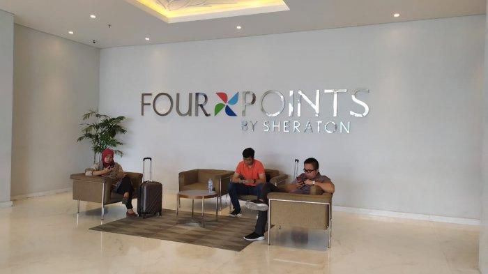 GEMPA SULUT : Hotel dan Pusat Bisnis di Manado Alami Kerusakan, Tetap Beroperasi Normal