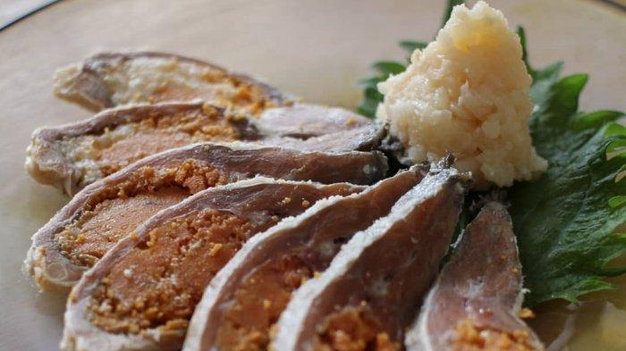 Fakta Menarik, Sushi Tertua di Jepang Menggunakan Ikan Fermentasi