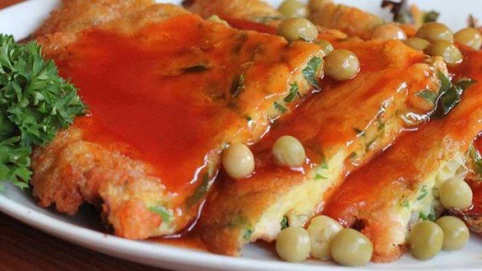 Fuyunghai, Makanan Ala Tiongkok yang Cocok Jadi Menu Santap Malam