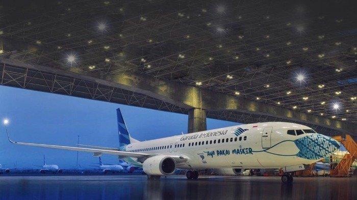 Utamakan Kenyamanan Penumpang, Garuda Indonesia Gunakan Pesawat Wide Body