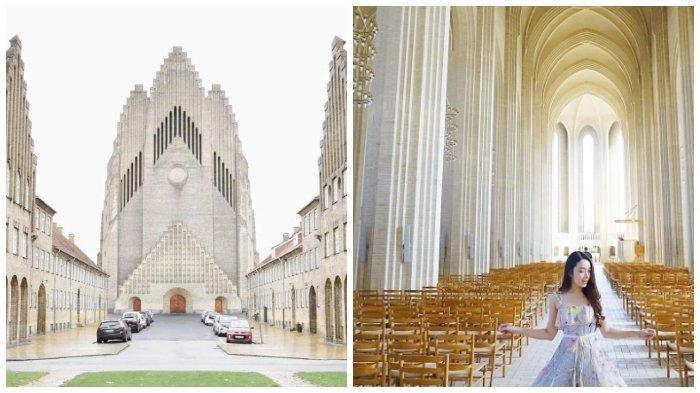 Ini Fakta Unik Gereja Grundtvig di Denmark, Punya Gaya Arsitektur Ekspresionis