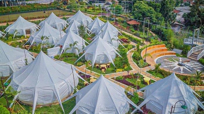 Simak Tarif Menginap di  Chevilly Resort & Camp, Ada Pilihan Kamar Standar hingga Gampling