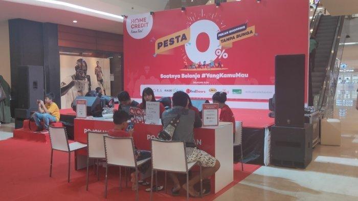 Kompetisi Pesta Pekan Shopping Tanpa Bunga dari Home Credit, Total Hadiah Capai Rp 6 Juta