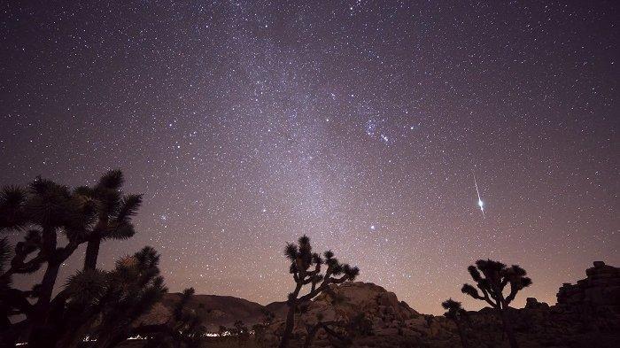 Jangan Kemana-mana, Saksikan 7 Fenomena Langit Hingga Akhir Desember 2020