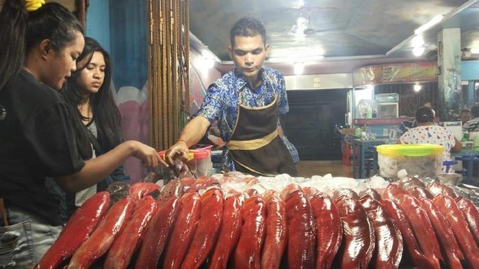 Berkunjung ke Kota Bitung, Jangan Lupa ke Pasar Tua Menikmati Aneka Ikan Segar