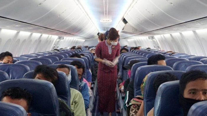 Alasan Penumpang Pesawat Tak Boleh Pindah Tempat Duduk