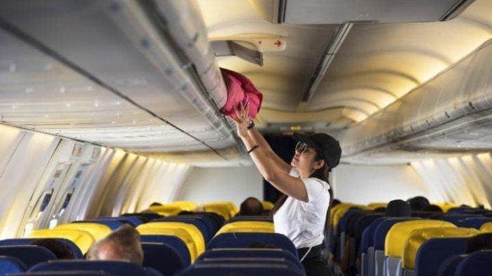 Ini Lokasi Paling Kotor di Pesawat, Sangat Dekat dengan Penumpang