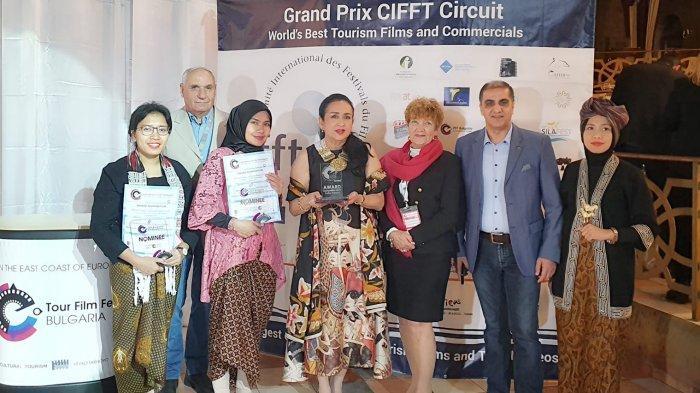 Sabet Penghargaan di Bulgaria, Dua Film Pendek Tentang Wisata Indonesia Berjaya di ITFF