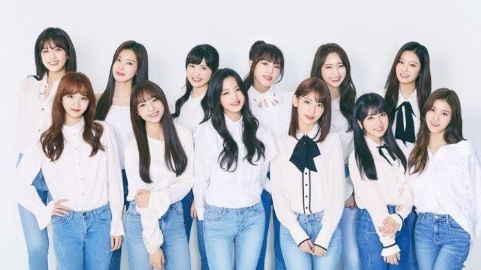 Girl Group Asal Korea Selatan Iz*One Dibubarkan Pada April 2021, Sempat Adakan Konser Perpisahan