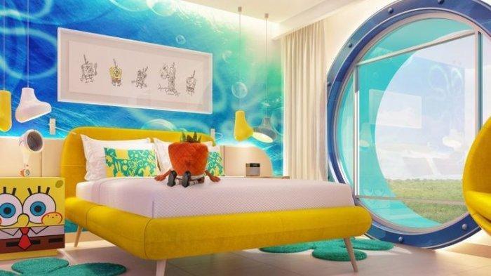 Sajikan Dekorasi Penuh Kartun, Resort Nickelodeon Pertama di Meksiko Akan Dibuka Musim Panas 2021