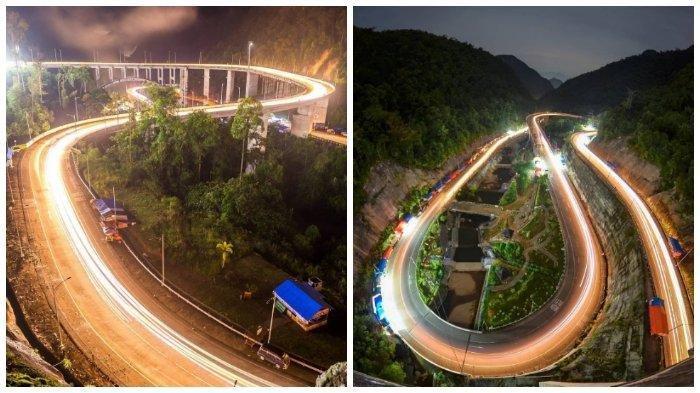 Kelok 9 di Indonesia Termasuk Jalan yang Paling Menakjubkan Dunia