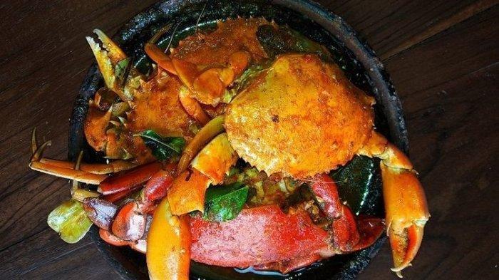 Resep Kepiting Saus Tiram Ala Restoran