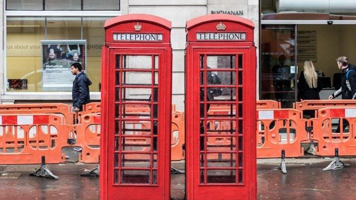 Sejarah Munculnya Kiosk 6, Boks Telepon Umum yang Ikonik di Inggris