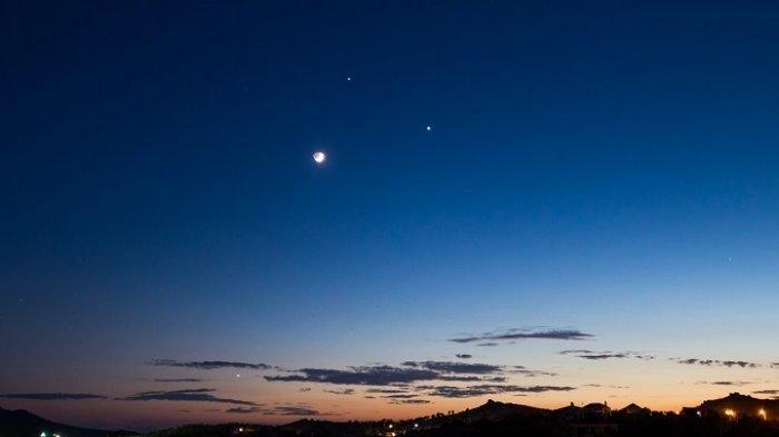 3 Planet Akan Terlihat Jelas di Langit, Momennya Bisa Dilihat Pekan Ini