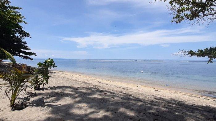 Mengenal Pantai Kora-kora, Objek Wisata yang Menyimpan Sejarah Panjang di Pesisir Timur Minahasa