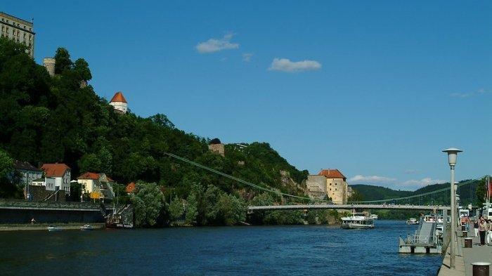 Mengenal Kota Passau, Kota Tiga Sungai di Jerman, Venice-nya Bayern