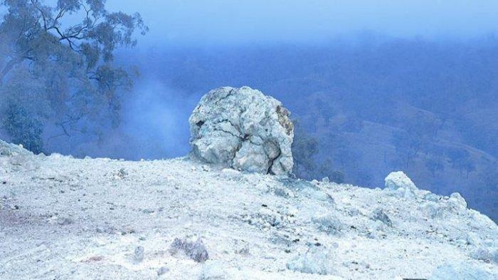 Lapisan Batu Bara Bawah Tanah Telah Terbakar Selama 6.000 Tahun