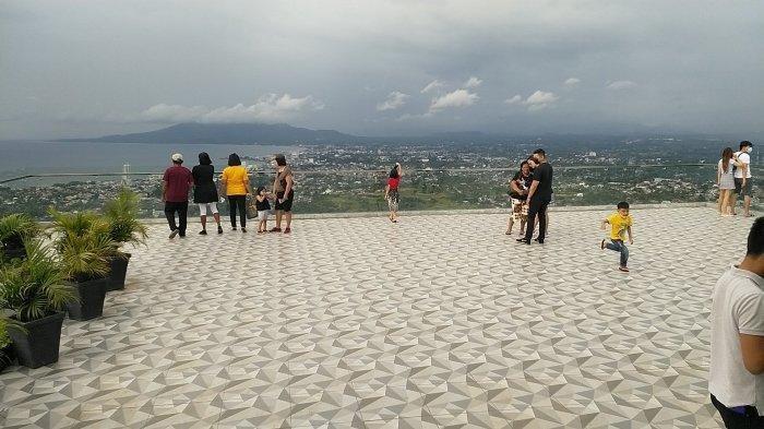 Makatete Hills, Tawarkan Pemandangan Manado Tua dan Bunaken dari Puncak Bukit