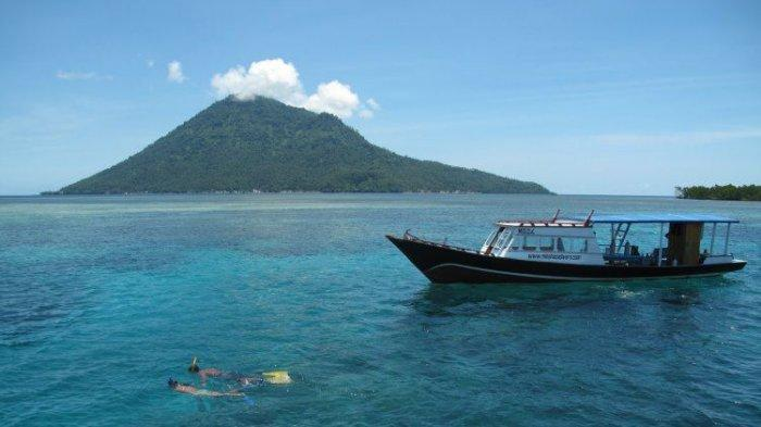 Pulau Manado Tua yang Selalu Bikin Kangen