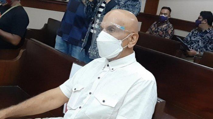 Mark Sungkar Bantah Gosip Istrinya Minta Cerai: Astaghfirullah, Tadi Dia Datang