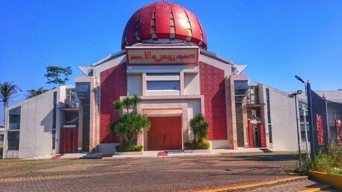 Fakta Menarik Masjid Roosniah Al-Achmad, Masjid Megah dengan Arsitektur Modern di Bogor