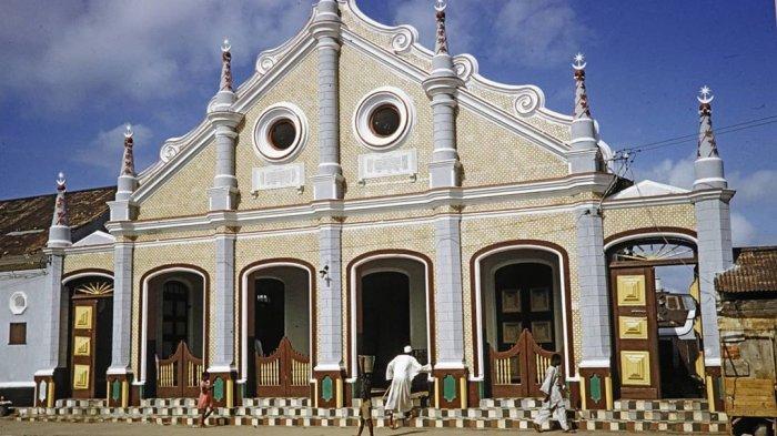 Masjid Shitta Bey, Masjid Tertua di Nigeria yang Peresmiannya Dihadiri Banyak Orang Penting