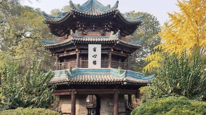 Dibangun Sejak Dinasti Tang, Ini Fakta Unik Masjid Raya Xi'an yang Jadi Masjid Tertua di China
