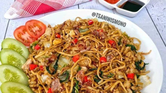 5 menu Makan Malam Ala Anak Kos yang Murah Meriah dan Gampang Cara Buatnya
