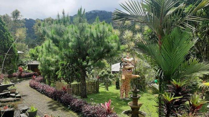 Mountain View Resort, Pilihan untuk Menenangkan Pikiran di Tomohon Sulawesi Utara