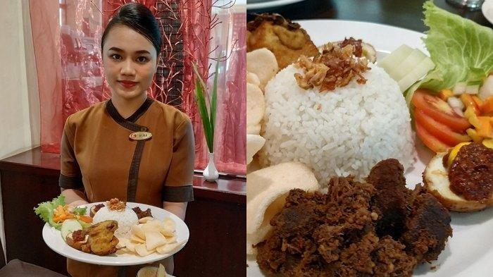 Hotel Gran Puri Kenalkan Nasi Campur Nusantara, Rendangnya Empuk dan Punya Cita Rasa Khas