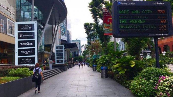 Cerita Puteri, WNI yang Ajukan Short Term Visit ke Singapura
