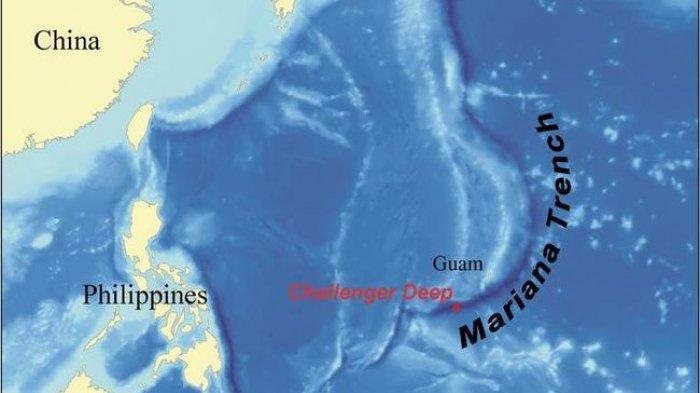 Mengenal Palung Mariana, Palng Terdalam di Bumi yang Berhasil Ditaklukkan Ilmuan China