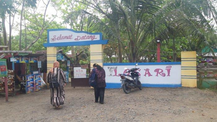 Ingin Berlibur Bersama Keluarga? Coba Kunjungi Pantai Losari di Bolmong