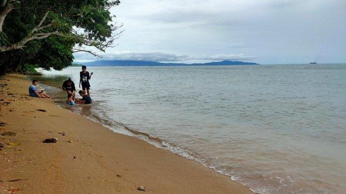 Surga Bahari Tersembunyi di Pantai Makalisung