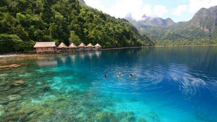 Pantai Ora di Maluku, Surga Tersembunyi yang Miliki Kemiripan dengan Maldives