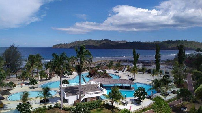 Promo Natal Paradise Hotel Golf & Resort, Nikmati Pemandangan Langsung ke Laut Mulai Rp 1,1 Juta
