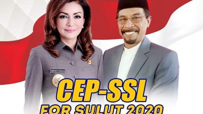 CEP-SSL Yakin Menang di Minahasa