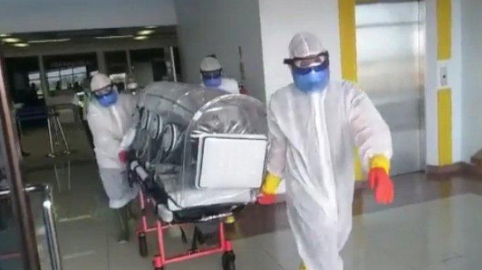 Seorang Siswi SMP Meninggal Dunia karena Terinfeksi Virus Corona
