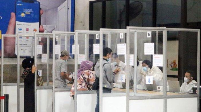 Susul 8 Stasiun Lainnya, Stasiun Surabaya Gubeng Layani Pemeriksaan GeNose C19