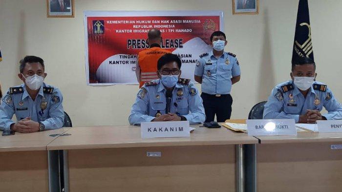 Seorang Pendeta Asal Amerika Ditangkap di Manado, Ini Kesalahannya