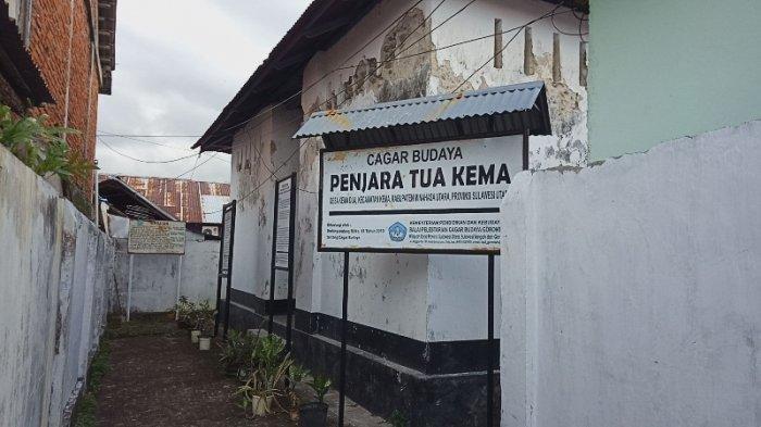 Jerjak Kekejaman Tentara Sekutu di Penjara Tua Kema, Minahasa Utara