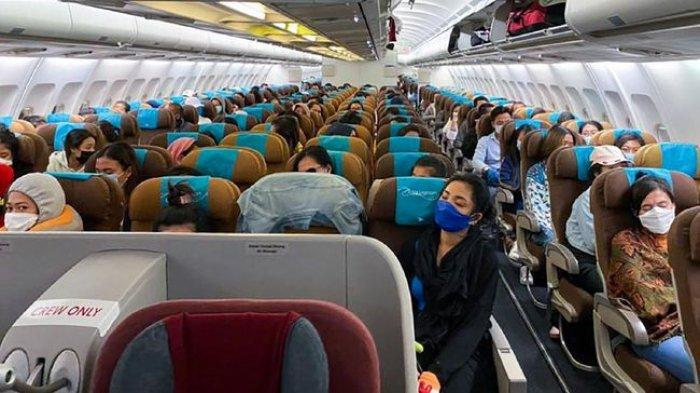 Yang Harus Diperhatikan Saat Naik Pesawat Udara di Masa Pandemi