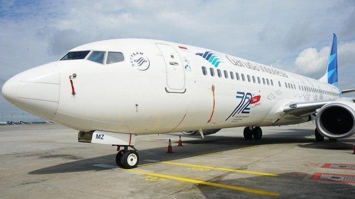 Garuda Indonesia Gelar Rapid Test Antigen Gratis Selama April 2021, Simak Syarat dan Ketentuannya